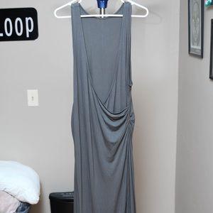 Gray Tank Dress Sz XXL